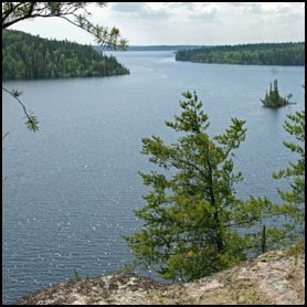 Atv Trails go for miles and miles at Timber Point Camp in Ontario Canada