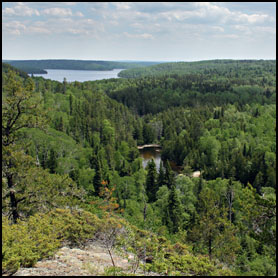 Atv Trails go for miles and miles at Timber Point Camp in Ontario Canad