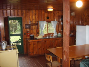 Trapper Shack Cabin at Timber Point Camp in Ontario Canada